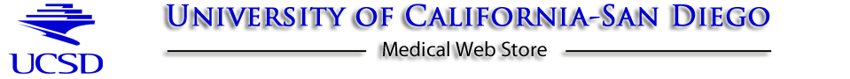 UCSD Medical Web Store