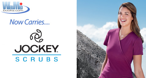 Jockey Scrubs now available